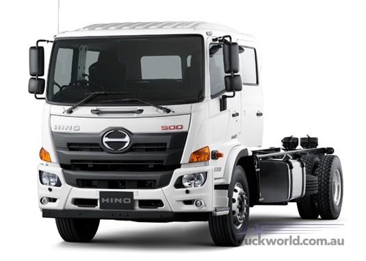 Hino 500 Series FG 1628 Crew