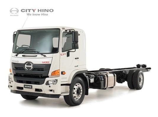 Hino 500 Series GH 1828 Auto Medium