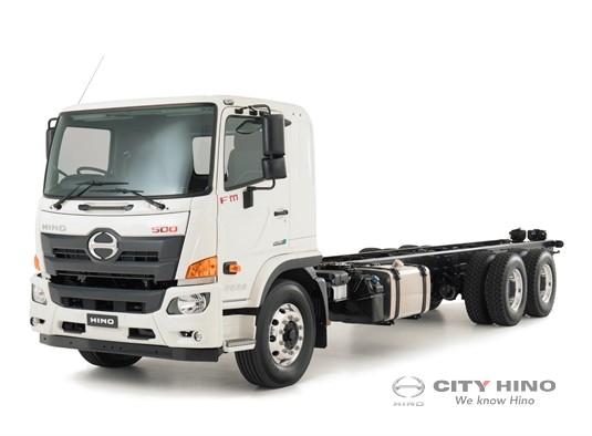 Hino 500 Series FM 2628 Long