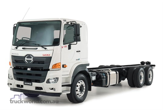 Hino 500 Series FM 2632 Auto XXLong Air