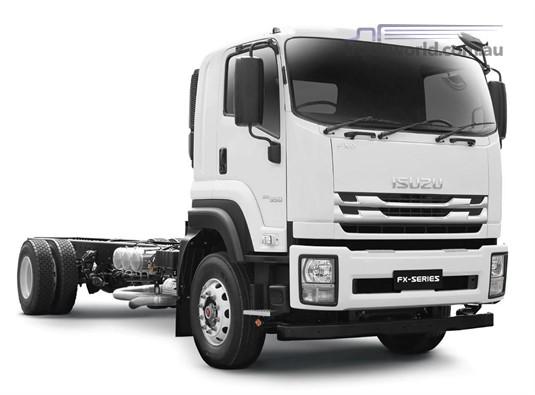 Isuzu FXR 165-350 LWB