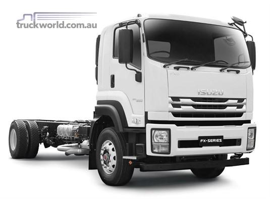 Isuzu FXD 165-350 LWB