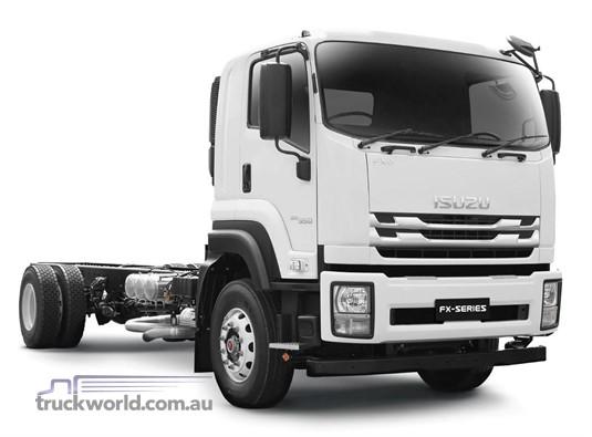 Isuzu FXD 165-350 XLWB