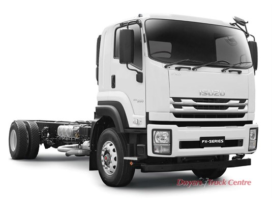 New Isuzu FXD 165-350 XLWB Trucks in ACT, For Sale at Dwyers