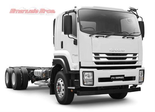 Isuzu FXL 240-350 LWB