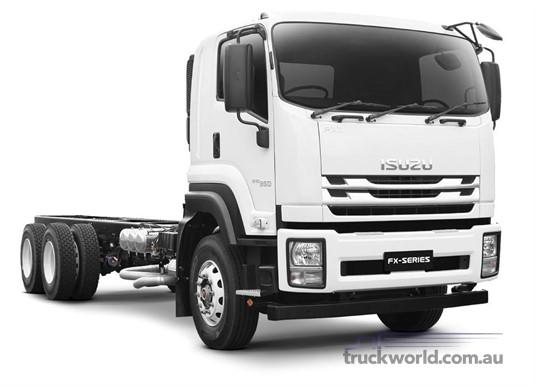 Isuzu FXZ 240-350 PTO MWB