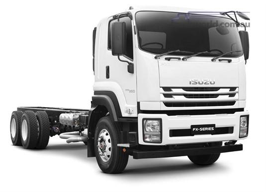 Isuzu FXZ 240-350 AUTO MWB