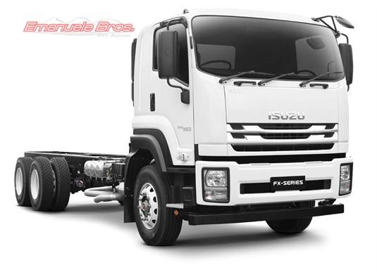 Isuzu FXZ 240-350 LWB