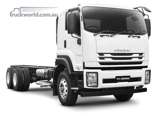 Isuzu GXD 165-350 PM