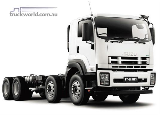 Isuzu FYH 300-350 PTO MWB