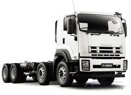 Isuzu FYH 300-350 AUTO MWB