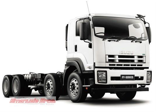 Isuzu FYJ 300-350 PTO MWB