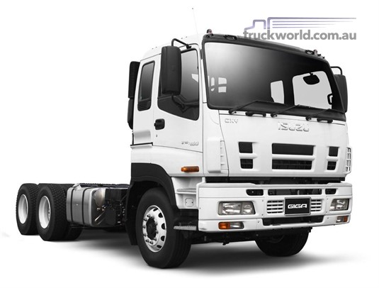 New Isuzu Giga Trucks For Sale Specifications and dealer Quotes