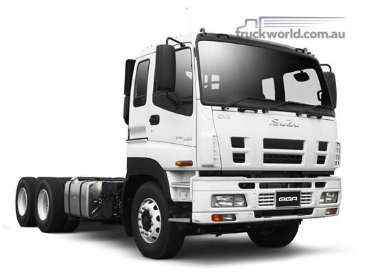 Isuzu CXZ 240-460