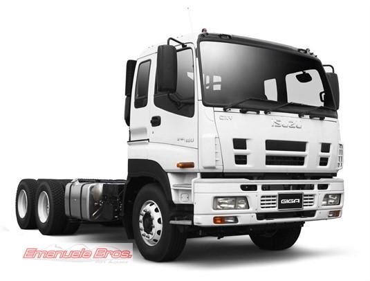 Isuzu CXY 240-460 AMT LWB