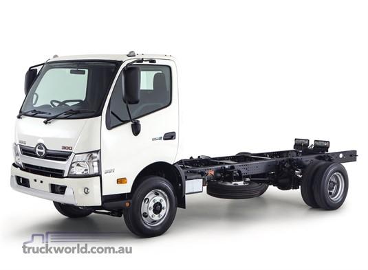 Hino 300 Series 920 XXLong