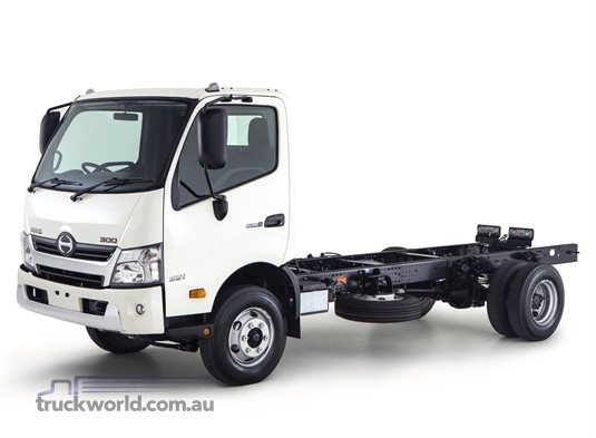 Hino 300 Series 921 Auto XXLong
