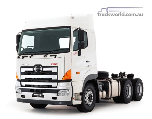 Hino 700 Series SS 2848 ProShift 16 Air