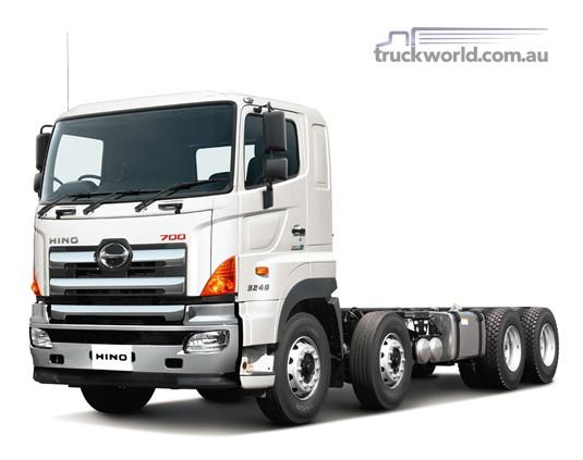 Hino 700 Series FY 3248 ProShift 16 Air