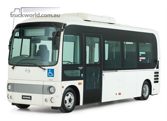 Hino Poncho Bus