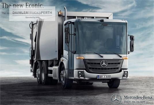 Mercedes Benz Econic 2635 LL 6x2/4 VLA