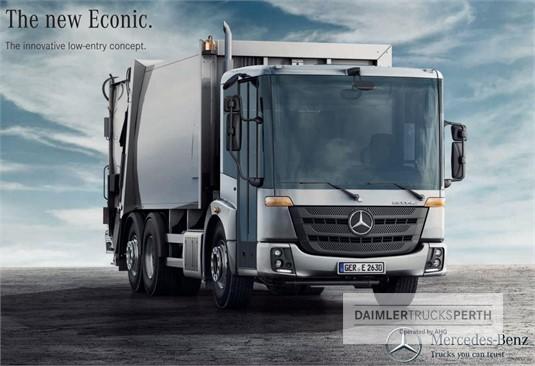 Mercedes Benz Econic 2630 LL 6x2/4 ENA