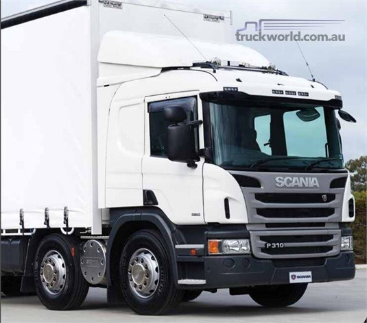 New Scania P Series Trucks For Sale Specifications and dealer Quotes