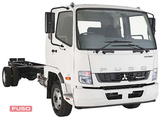 Fuso Fighter 1227