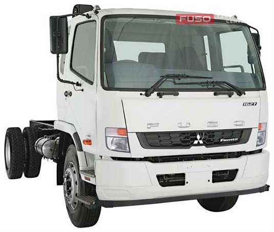 Fuso Fighter 1627 6 speed