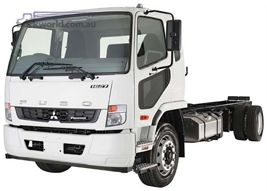 Fuso Fighter 1627 9 speed