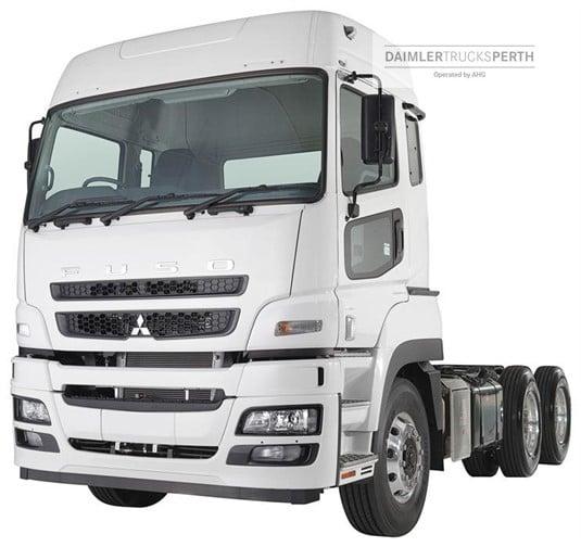 Fuso Heavy FV Prime Mover