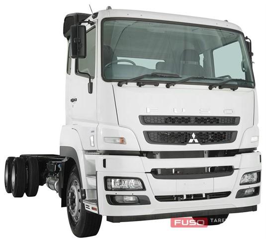 Fuso Heavy FV XLWB