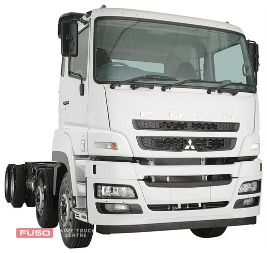 Fuso Heavy FS Auto