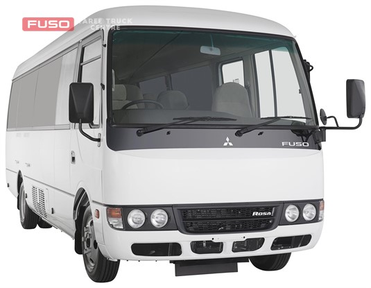 Fuso Deluxe 22 Seat