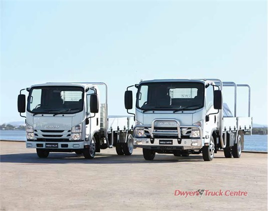 New Isuzu NLR 55-150 Tipper Trucks in ACT, For Sale at Dwyers Truck