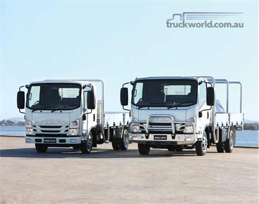 New Isuzu NPR 55-155 Tipper Trucks For Sale - specifications and