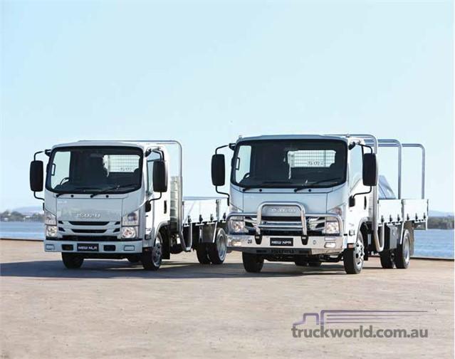 New Isuzu NPR 55-155 Tipper Trucks For Sale - specifications