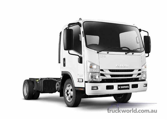 New Isuzu NPR 45-190 CREW Trucks For Sale - specifications and