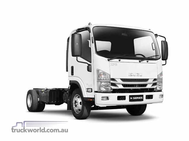 New Isuzu NPR 75-190 MWB Trucks For Sale - specifications