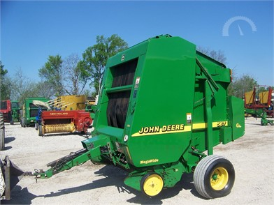 JOHN DEERE 567 Online Auction Results - 71 Listings | AuctionTime
