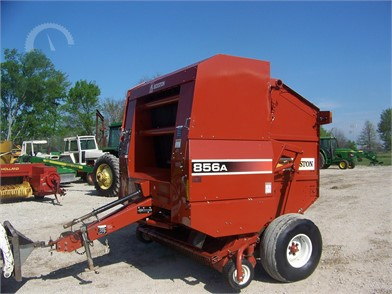 Round Balers Online Auction Results - 1558 Listings