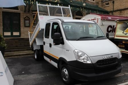 Iveco DAily Ingimex Tipper