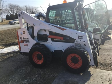 BOBCAT S770 Auction Results - 148 Listings | MachineryTrader ... on