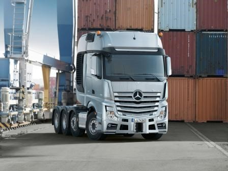 Mercedes SLT Heavy Haulage