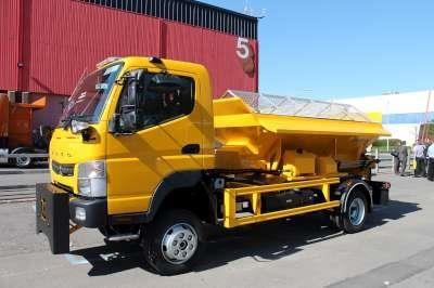 Used MITSUBISHI FUSO Trucks for sale in the United Kingdom - 120