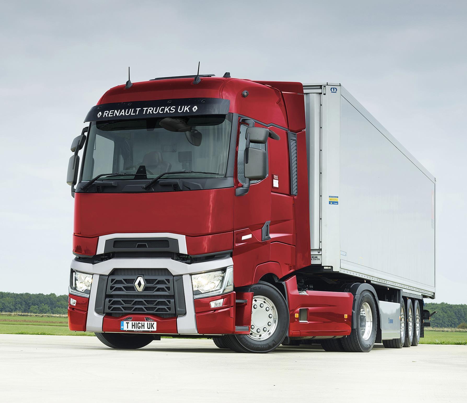 More Range T Models Offered by Renault