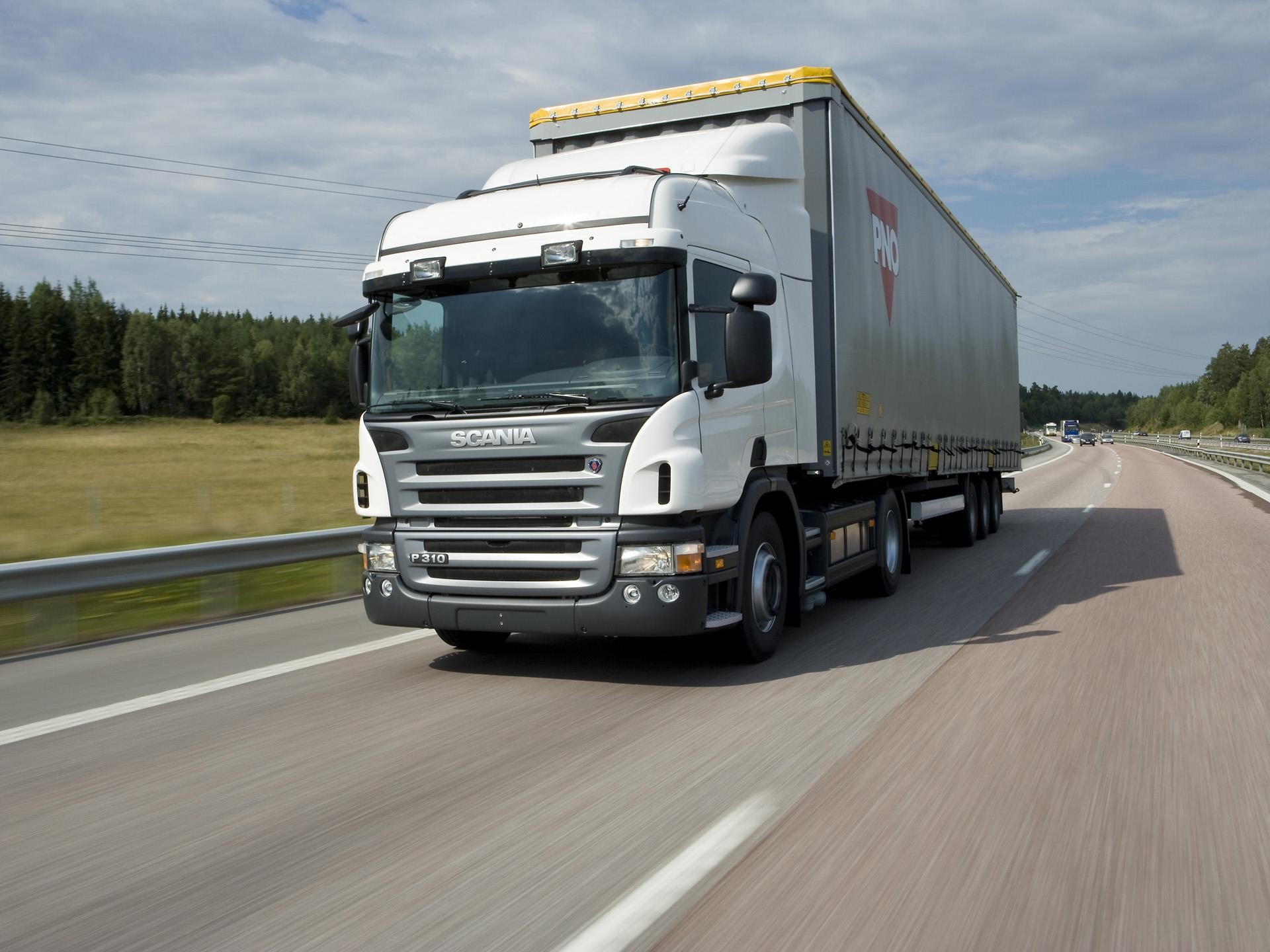 Scania P-Series | A TruckLocator Review | Truck Locator Blog