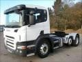 Scania P Series Tractor Unit with Pet Regs