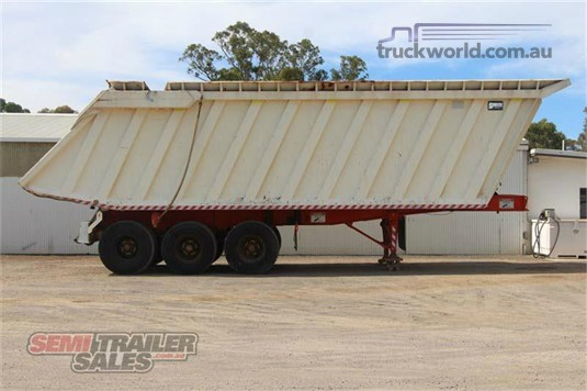 2006 J Smith & Sons Tipper Trailer Trailers for Sale