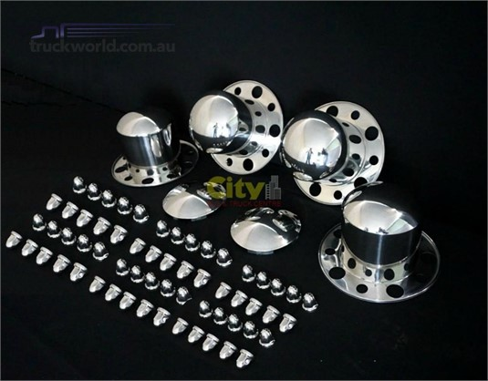 0 Accessories & Truck Parts Stainless Steel Wheel Covers Parts & Accessories for Sale